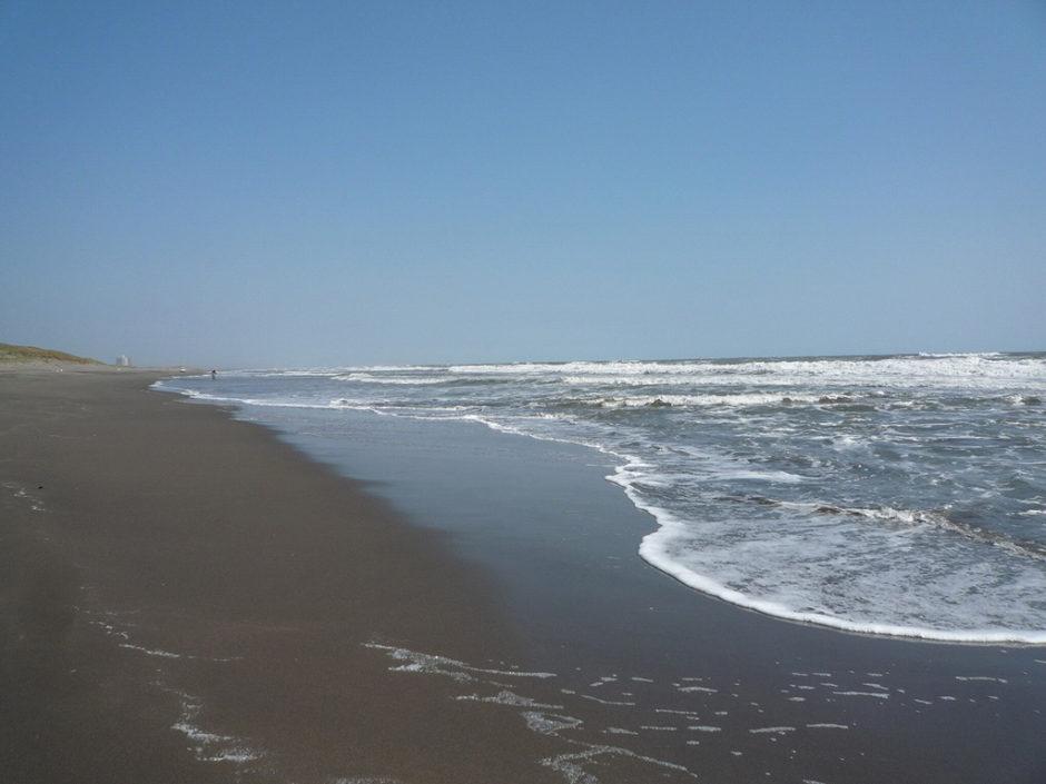 千葉県九十九里浜