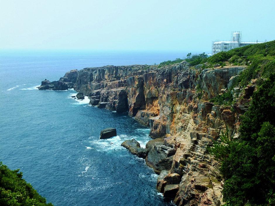 和歌山県・三段壁