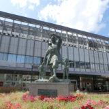 岡山県桃太郎像