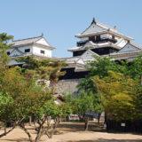 愛媛県松山城